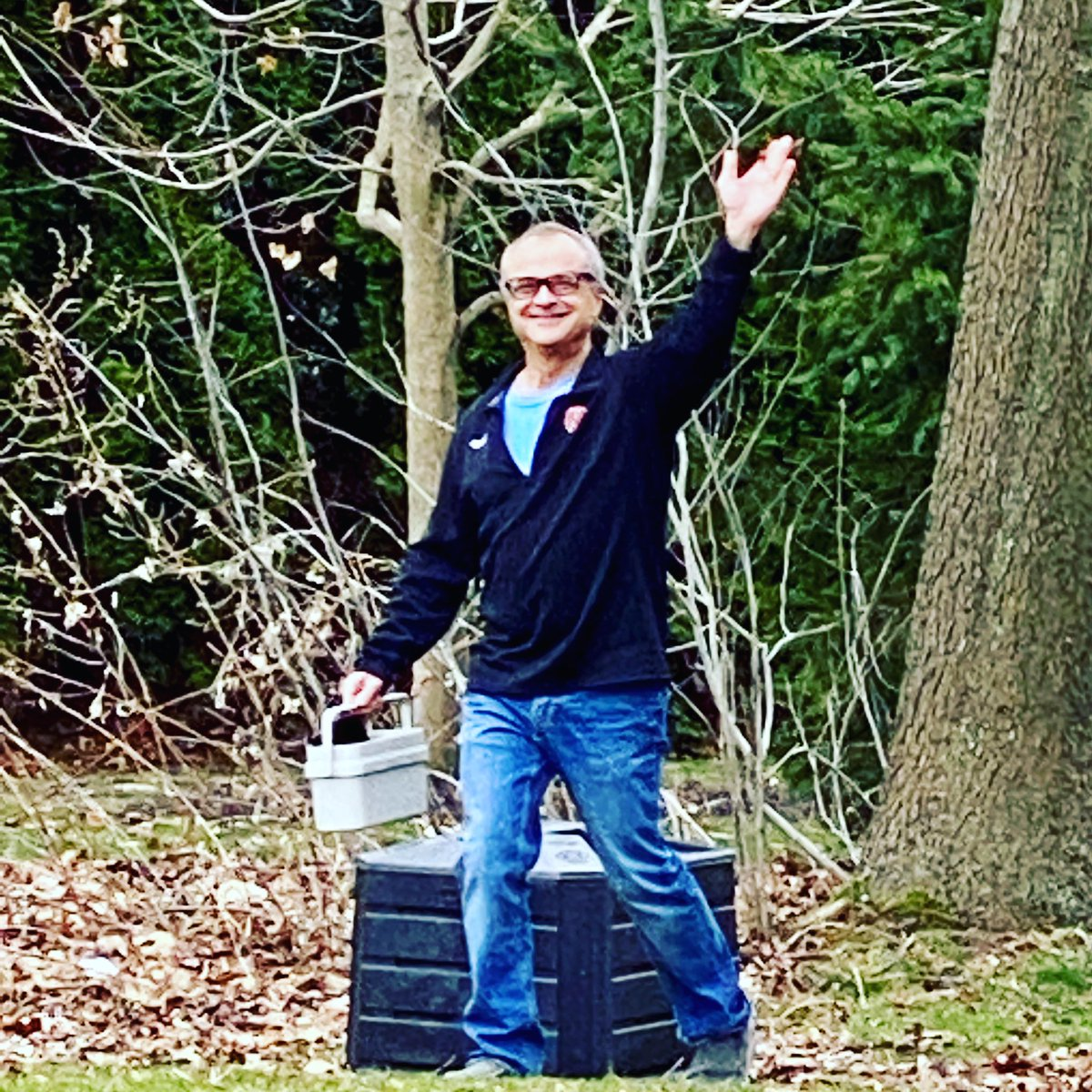 Tony the Composter #suoerpower #compost #gogreen  pic.twitter.com/iHv3DERTQ3
