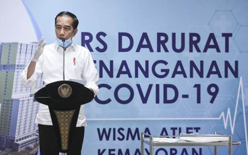 Presiden Jokowi Ajak Negara G20 Perangi Pandemi Corona https://news.harianjogja.com/read/2020/03/27/500/1035283/presiden-jokowi-ajak-negara-g20-perangi-pandemi-corona?utm_source=dlvr.it&utm_medium=twitter…pic.twitter.com/dbvSMRWLV8
