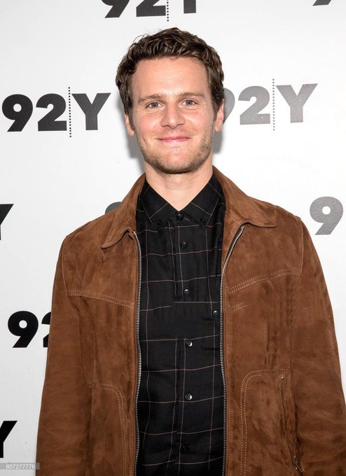 Happy birthday to the cutest lil baby ever, jonathan groff hope he has an amazing day! i love you jonathan