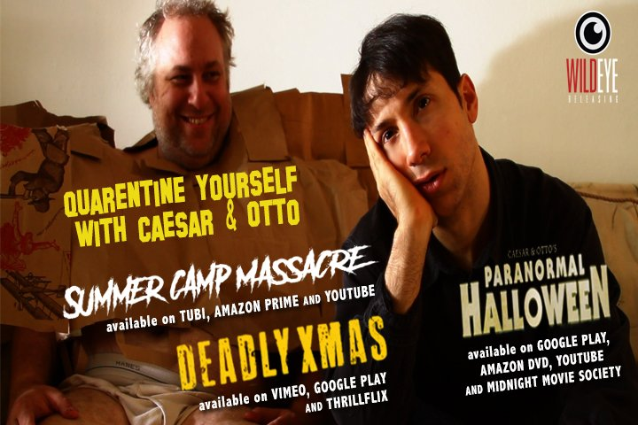 Best Film from Caesar And Ottos Deadly Christmas That inspiration @KoolGadgetz.com
