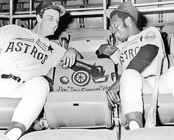 The upper deck home run seat that Jimmy Wynn hit fifty years ago in 1970 is scheduled to go on display in the Astros Hall of Fame Alley this year.