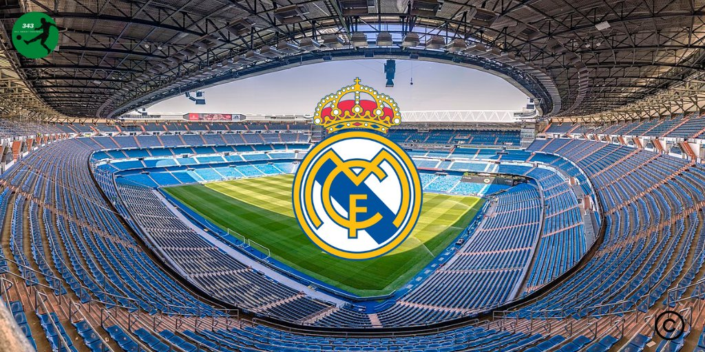 🔝 #RealMadrid are allowing the #Bernabeu to be used as a storage facility for medical supplies during the #coronavirus pandemic👏  #RMCITY #COVID #Spain #Madrid #HalaMadrid
