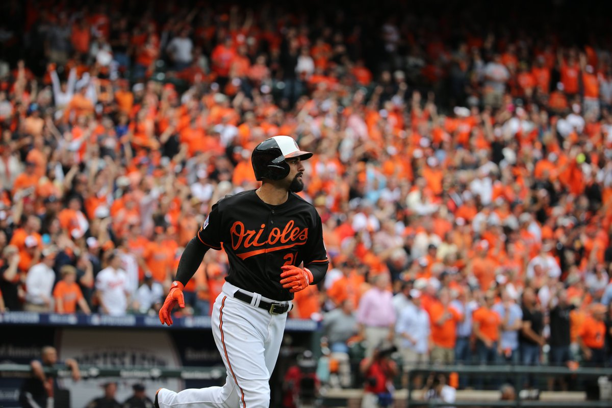 'THE ORIOLES ARE ON THE BOARD FIRST!' twitter.com/Orioles/status…