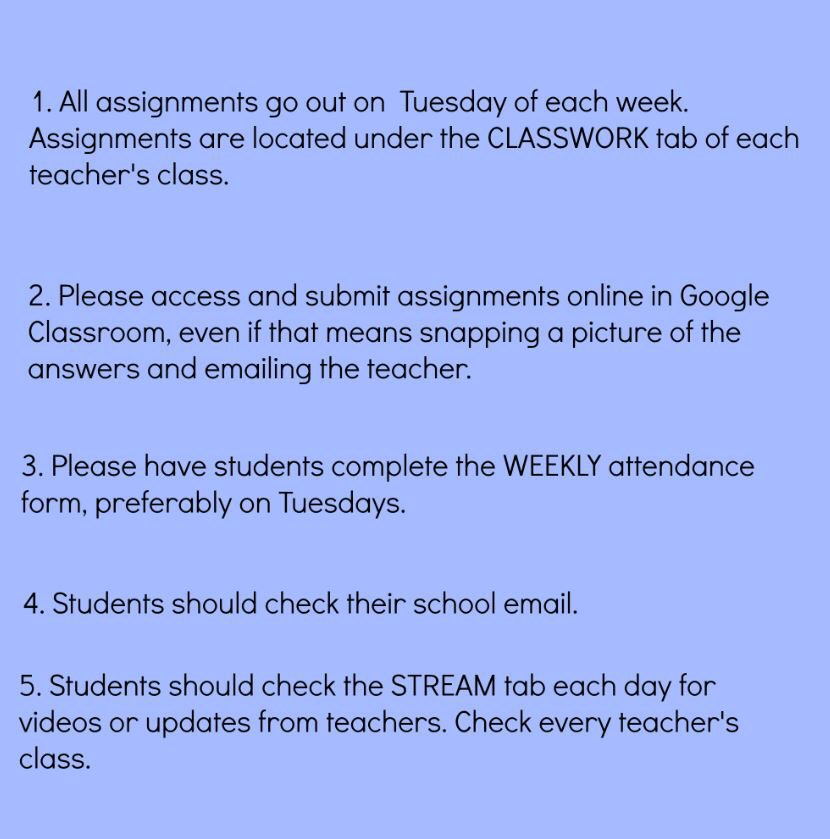 For CS High School students. I hope this helps everyone stay organized. 💙