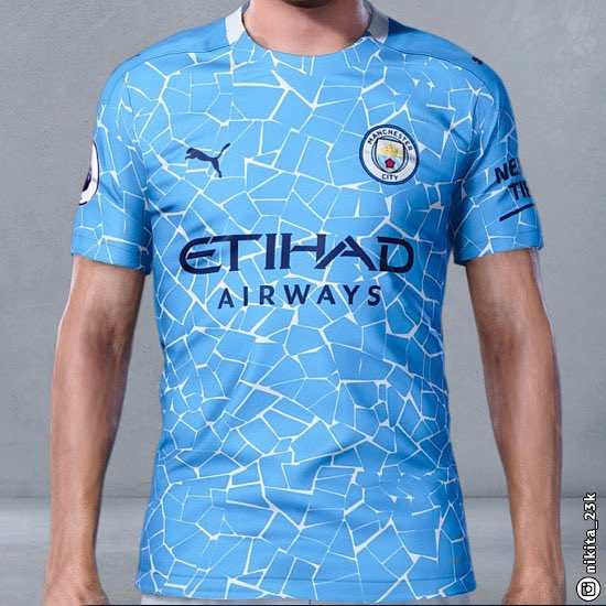 Man City Brazil On Twitter Assim Sera A Camisa Home Do Man City Para A Temporada 2020 21 Footy Headlines