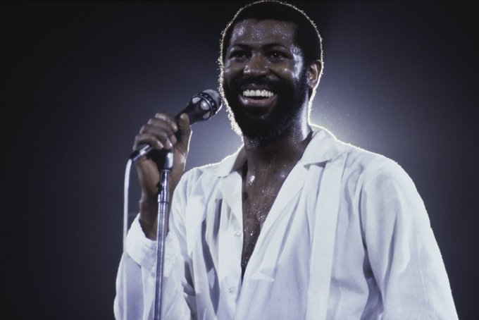 Happy Birthday to Teddy Pendergrass