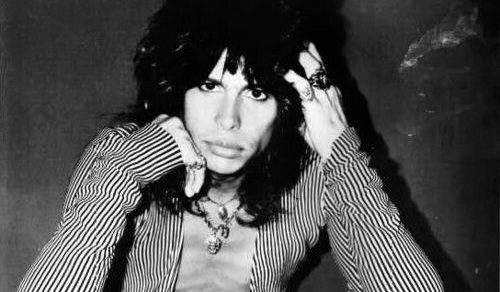 Today in Rock History: Born on this day in 1948. Happy Birthday to Steven Tyler.
