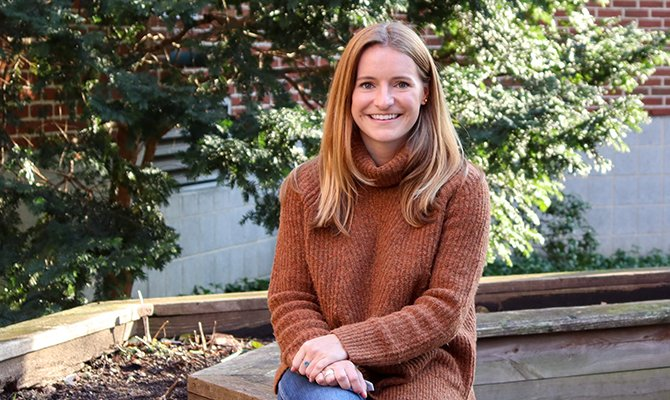 For MES student Hayley McCurdy, an individualized curriculum helped her make connections and explore her interests in energy, economic development, and environmental stewardship. Read more about Hayley and her graduate studies at #Penn.  https://bit.ly/33Abn8rpic.twitter.com/vH6f1yKbog
