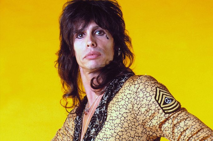 Happy Birthday Steven Tyler! played a 17-song set today in 1986