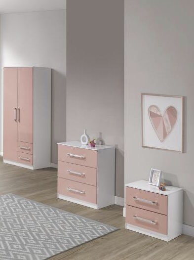 This is definitely going to be a new best seller  Jasper Bedroom Set Only €255!!!  Available in Pink, Blue or Oak Effect   Set includes Wardrobe, Chest and Lockerpic.twitter.com/8wnutOjxue
