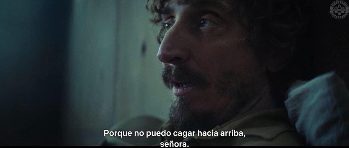 """Cinematografilia on Twitter: """"Una escena inolvidable de El Hoyo ..."""