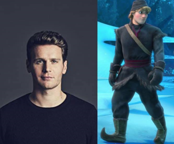 Happy 35th Birthday to Jonathan Groff, the voice of Kristoff in the Frozen franchise!