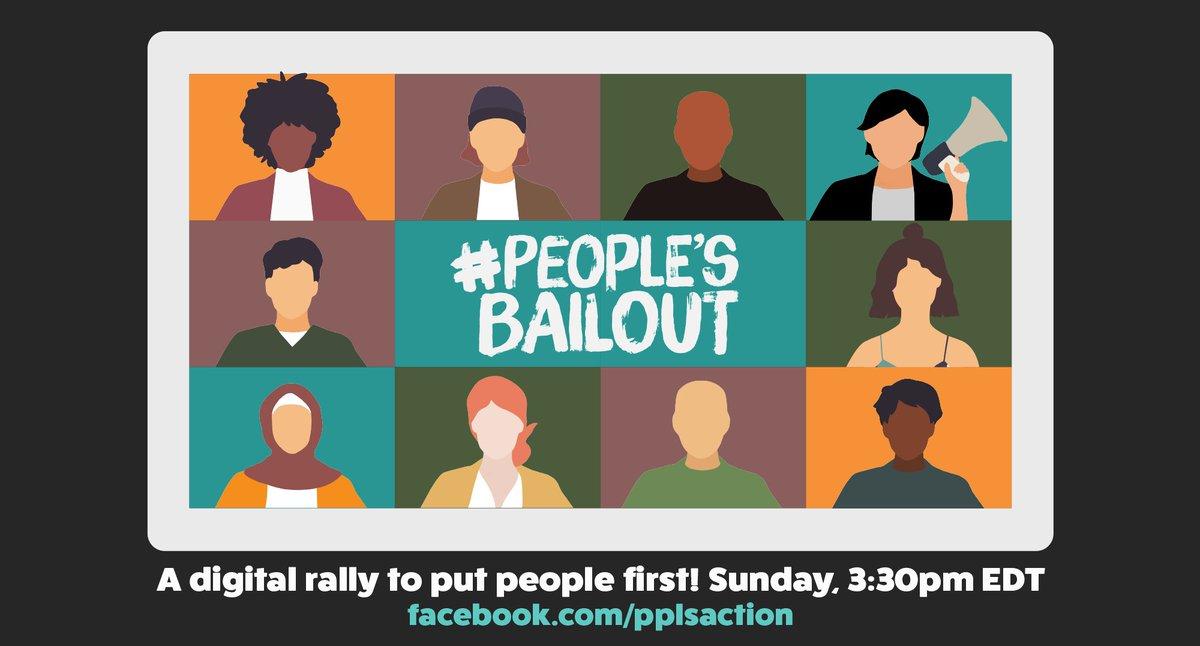 #PoorPeoplesCampaign #FightPovertyNotThePoor #PeoplesBailout #PeopleBeforeProfit
