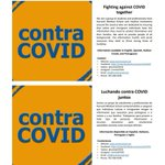 Image for the Tweet beginning: Contra COVID is an organization