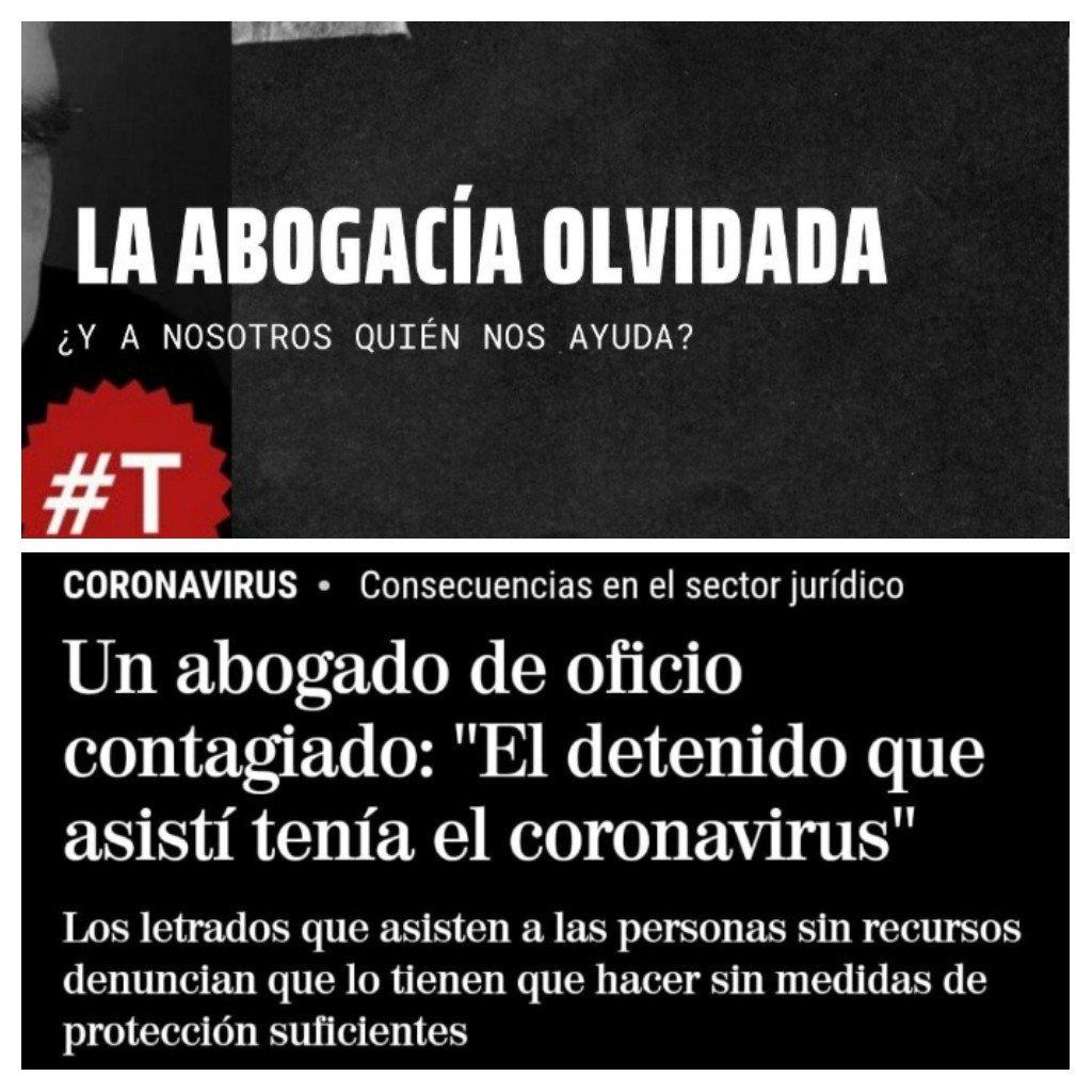 #AbogacíaAbandonada Foto