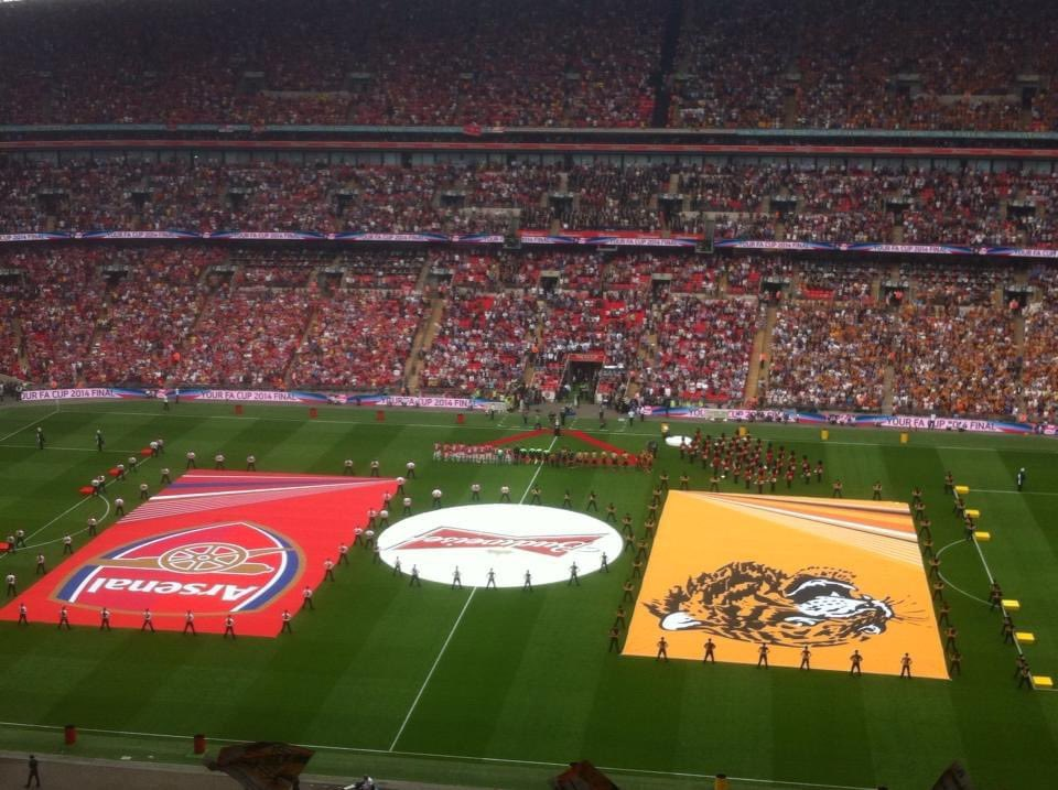 Buzzed for this, my first FA Cup Final! twitter.com/EmiratesFACup/…