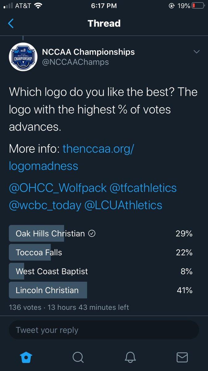 We're closing the gap!  Let's goooo! #WolfpackNation #RunWithThePack @NIACathletics @NCCAAChamps @OHCCAthletics @pic.twitter.com/BOkoBqHJO8