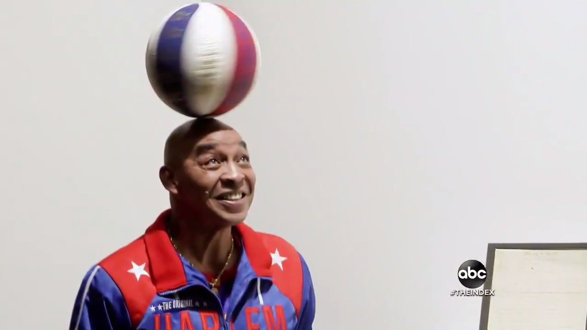 "'CURLY' NEAL DIES: Fred ""Curly"" Neal, who played six thousand games for the Harlem Globetrotters and was known for his slick ball handling and playful banter, has died in Houston; he was 77. @DavidMuir reports. https://abcn.ws/2Ul3PTN"