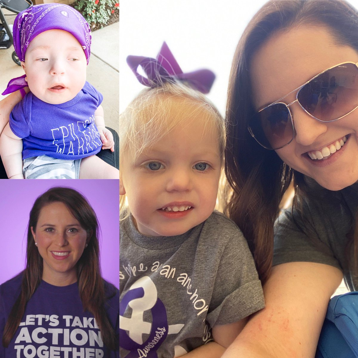 Way to rock the purple wear today #Alabama! #EpilepsyDay 💜 #EndEpilepsy https://t.co/ka688V2feY
