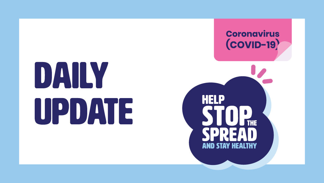 Keep updated, keep informed. #coronavirusaustralia