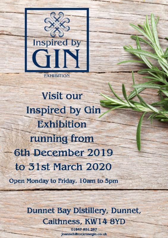 Fri, 27 Mar 10:00am - Cancelled - Inspired By Gin Exhibition http://dlvr.it/RSdW1z #event #caithnesspic.twitter.com/G0W6VIhuKl