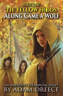 @levarburton You should read The Yellow Hood series by @AdamDreece - Steampunk meets fairytale series - very cool!
