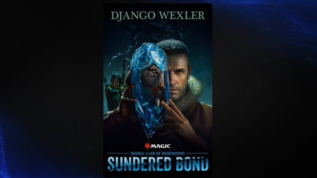 Capa de Sundered Bond