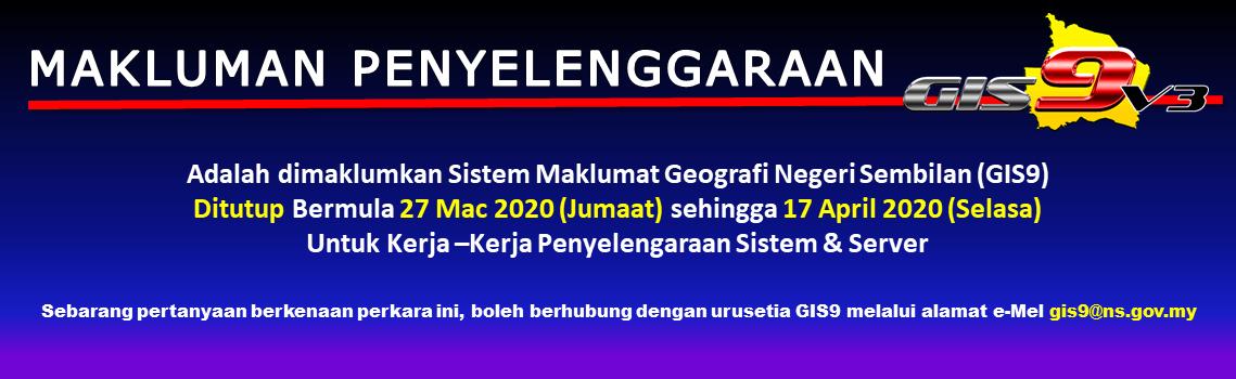 Sistem Maklumat Geografi Negeri Sembilan