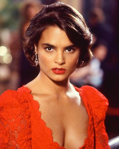 Happy birthday Talisa Soto! We also love James so much!
