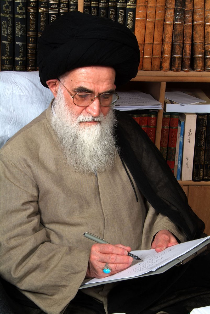 Did you know ?  Grand Ayatollah Sadegh Rohani achieved ijtihad (i.e. became qualified to issue religious rulings)  at the age of only 15. pic.twitter.com/Bu29g7DVQB
