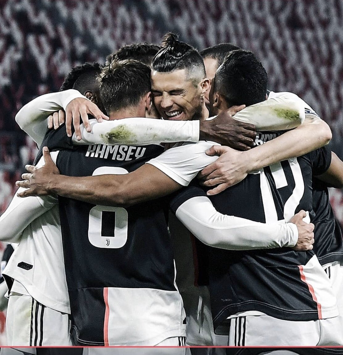 And we are back and ready to start our fight for the title   SAPC Matchday 1   (19:00) Juventus vs Atalanta   #ForzaJuve #FinoAllaFine pic.twitter.com/BV6en2UQ4T