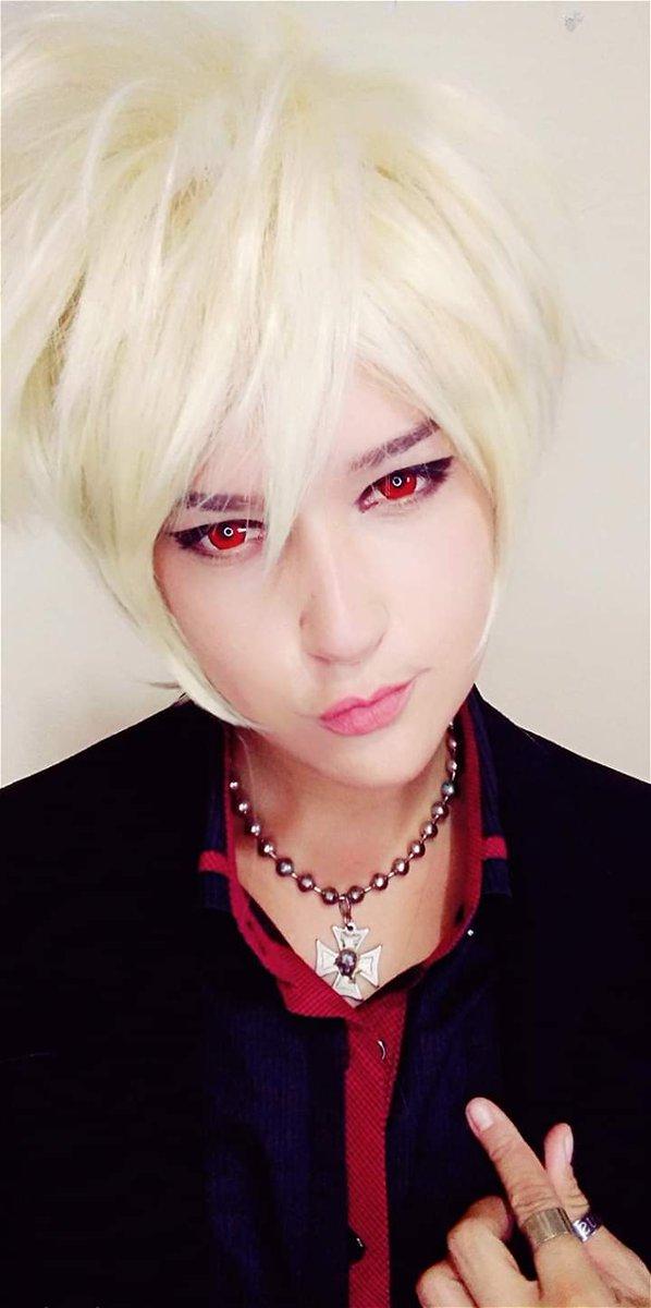 katsuki bakugou . Boku no hero Mi Chizuru #katsukibakugou #Bakugou #BokuNoHeroAcademia #MyHeroAcademia #miChizuru #BakugouCosplay #cosplayBrpic.twitter.com/9PUhyRsJ2s