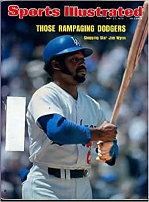 RIP to another member of the 1970s Dodgers - Jimmy Wynn.