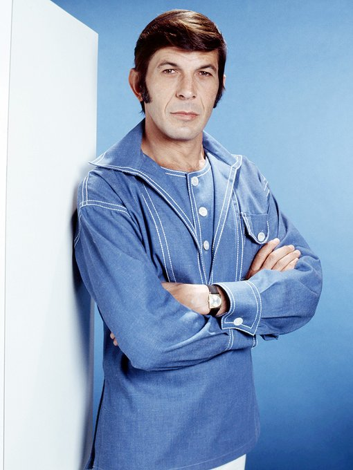 Happy Birthday Leonard Nimoy! RIP