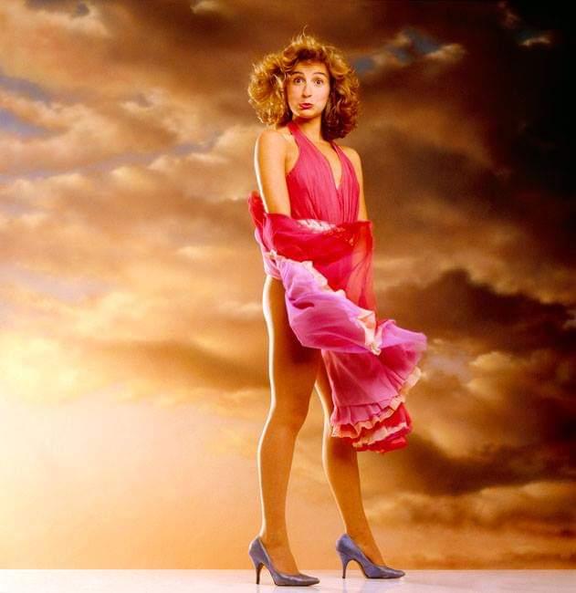 Happy birthday Jennifer Grey aka Baby in Dirty Dancing 1987.