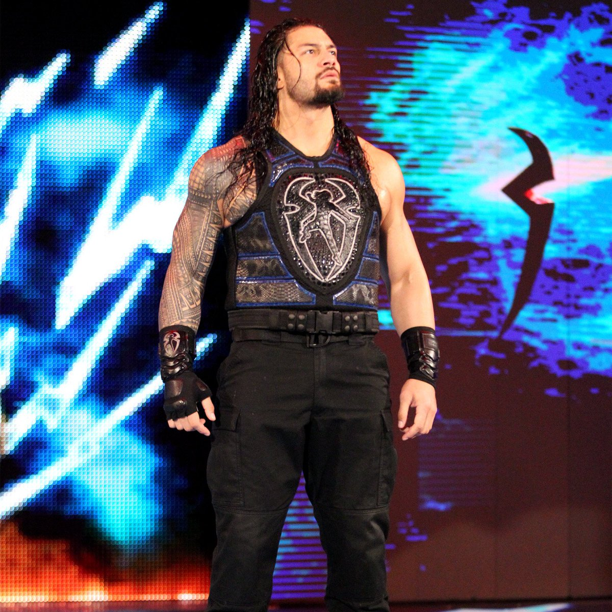 @BRWrestling's photo on Reigns