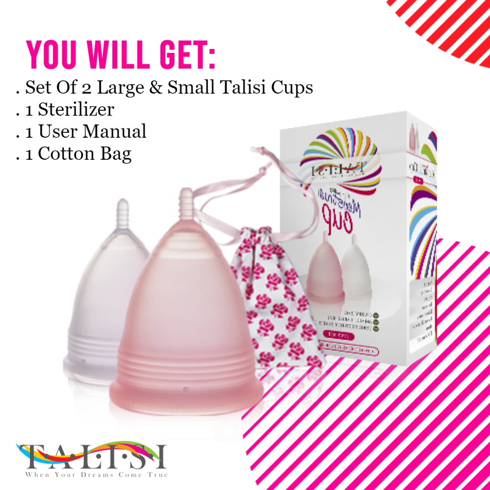 we`ve designed Talisi Menstrual Caps using only high quality materials. Molded-in a single piece of soft, medical-grade silicone. - https://bit.ly/3bm97Em  #talisi #menstrualcups #menstrualcycle #feminine #hygiene #periodcup #periods #menstruation #womenshealth #periodproblempic.twitter.com/nJtBZMuZnI