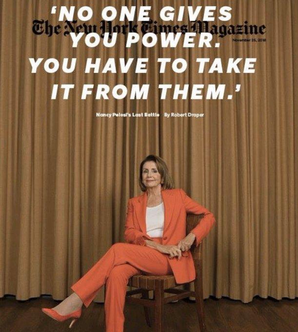 Happy birthday Fancy Nancy Pelosi.