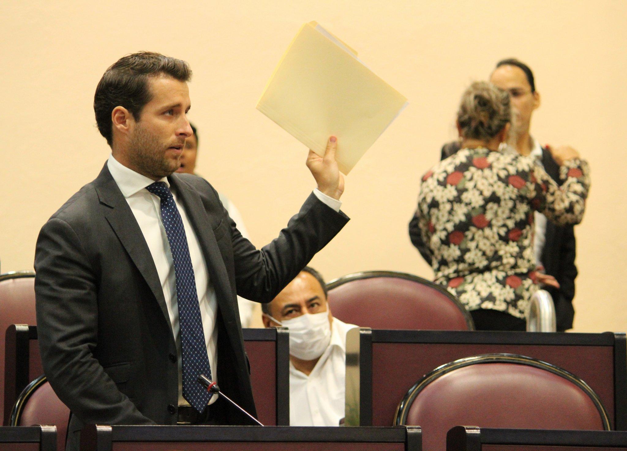 Legisladores del PAN en Veracruz se suman a Acuerdo Nacional