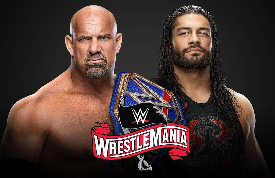 Roman Reigns' Replacement Against Goldberg At WrestleMania Revealed, More On Why Reigns Pulled Out