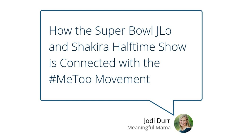 Please hear me: Is the way a woman dresses or the way a woman dances an invitation for a man to touch or force sex on a woman?  Read more 👉   #MeTooMovement #halftimeshow #halftimeshow2020