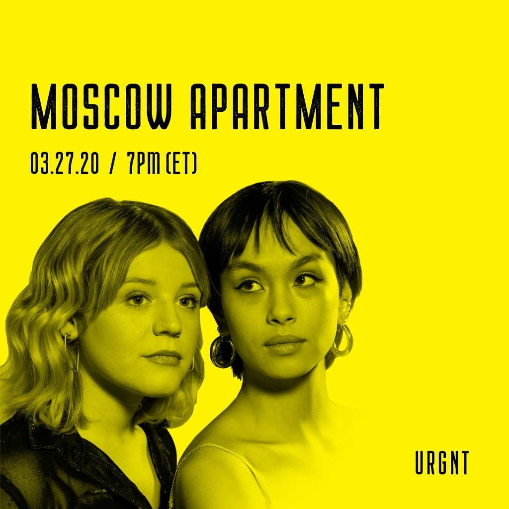 Tmrw. Filmed in Pascale's bedroom. It doesn't get much more intimate than that. @macleans & URGNT are presenting 19 concerts. #coronaconcerts #urgnt #quarantineconcerts #quarantinemusic #StayHome  #StayHomeBands #covid19music<br>http://pic.twitter.com/VzqK3AmfUn
