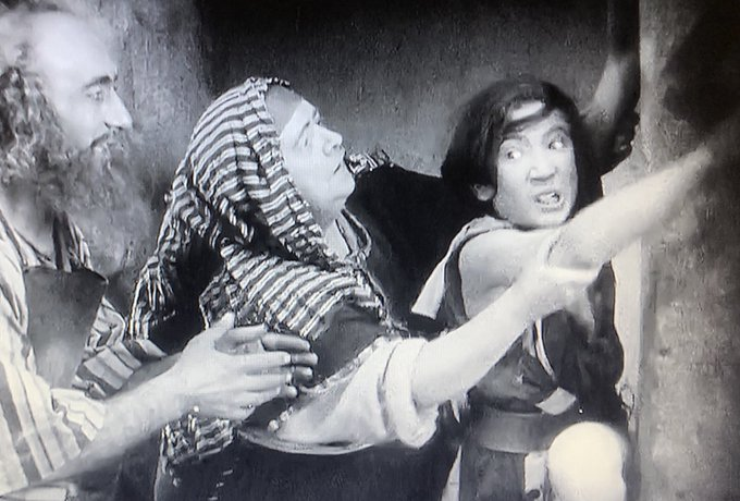 Happy birthday to Martin Short. Marty s older than you think: this is from King of Kings (1927).