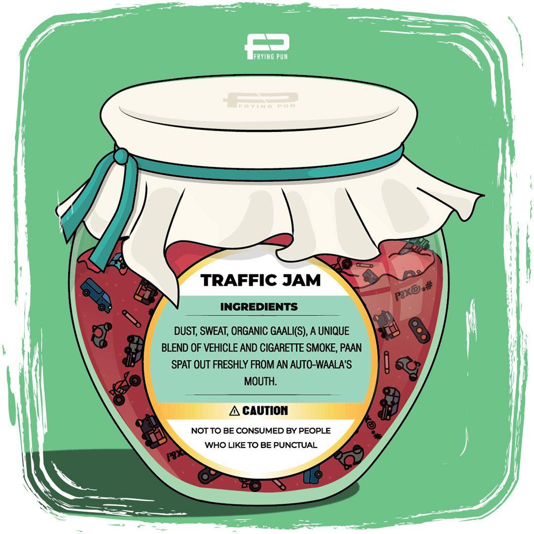 Now this type of jam is really wide spread. . . . #pun #puns #creative #funny #traffic #trafficjam #trafficwoes #lockdown #meme #memes #dank #dankmemes #corona #india #desi #lol #laughter #fun #punverse #punsworld pic.twitter.com/oZpeiGmwd9