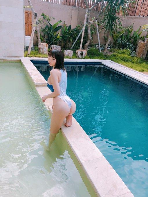 グラビアアイドル粕谷まいのTwitter自撮りエロ画像36
