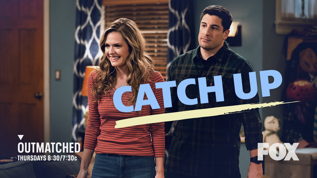 Season 1 may be over, but you can check out ALL EPISODES of #Outmatched HERE: fox.tv/outmatchedtw