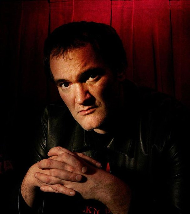 Happy Birthday, Quentin Tarantino Born on March 27, 1963, in Knoxville, Tennessee