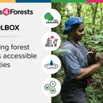 Image for the Tweet beginning: The Cities4Forests Toolbox 🧰 is