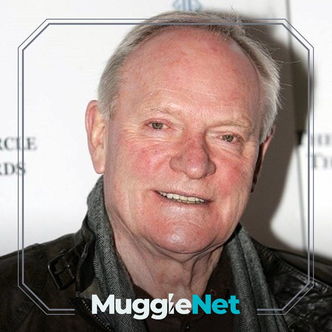 Happy birthday to Julian Glover, who was the voice of Aragog in the films!