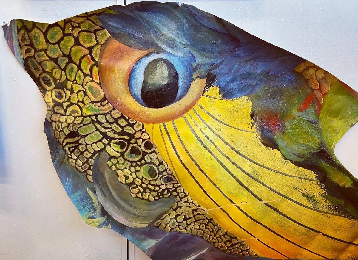Cute bird  #art #artist #drawing #芸術 #美術  #空想画 #世界 #world #現代アート #painting #お絵描き #妄想 #絵描きさんと繋がりたい #絵 #絵が好きな人と繋がりたい #artworks #comtemporaryart #oilpaint  #oilpainting #pastwork #pastworks #tree #treeroots #paint #draw #油絵 #birdpic.twitter.com/37QcefNeiY